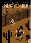 "The Thanksgiving edition of The New Yorker highlights the past and present complexity of immigration, we might dub this ""pilgrimmigration""."